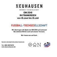 Fussball 2016 EM